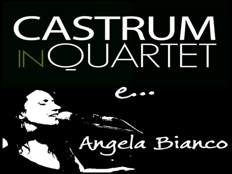 Soveria Mannelli, la 22^ notte bianca ospiterà Angela Bianco ed i Castrum in quartet