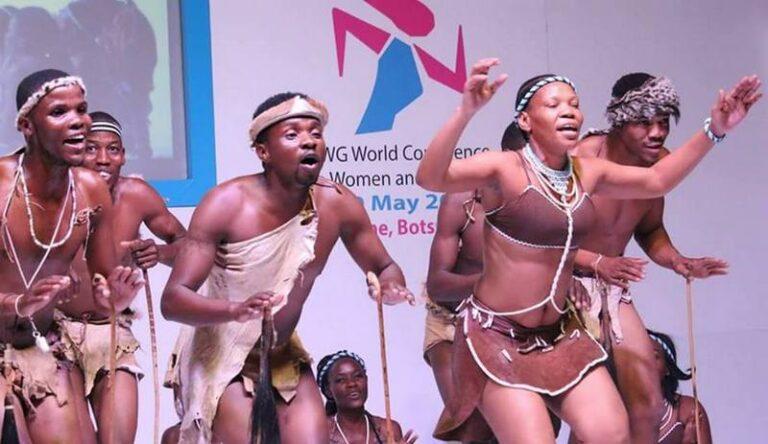 Il Botswana alla 34^ Estate Internazionale del Folklore
