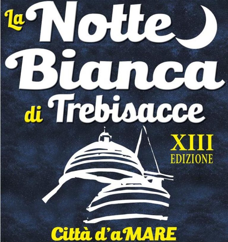 Notte Bianca a Trebisacce, tutto pronto per la XIII edizione