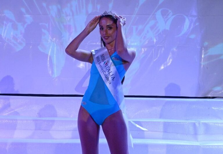 Miss Sorriso Calabria è la catanzarese Chiara Tomaino