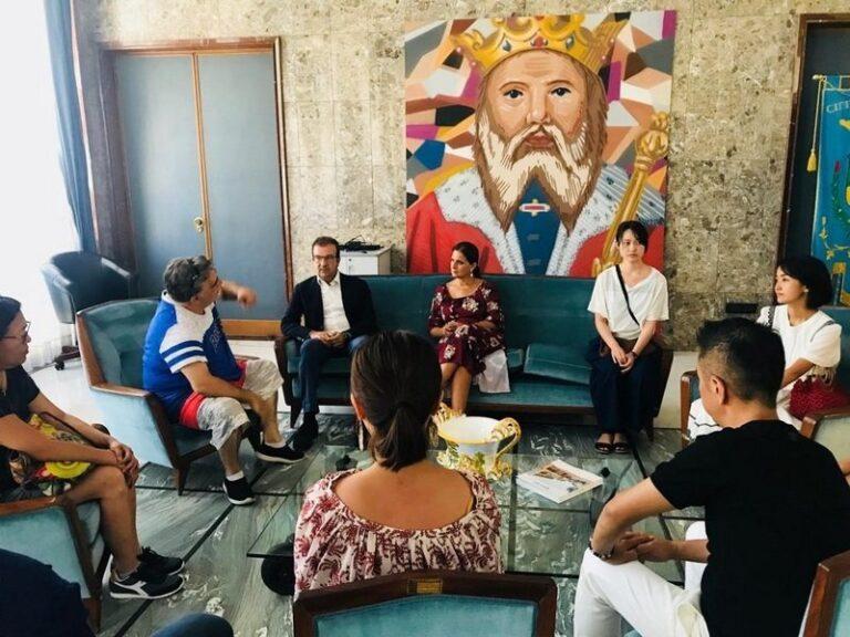 Calabria vs Giappone: a Cosenza il re della ristorazione italiana a Tokyo