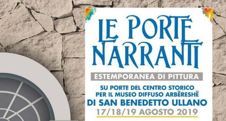 """""""Porte Narranti"""": un catalogo di arte, storia e bellezza per salvare i centri storici"""