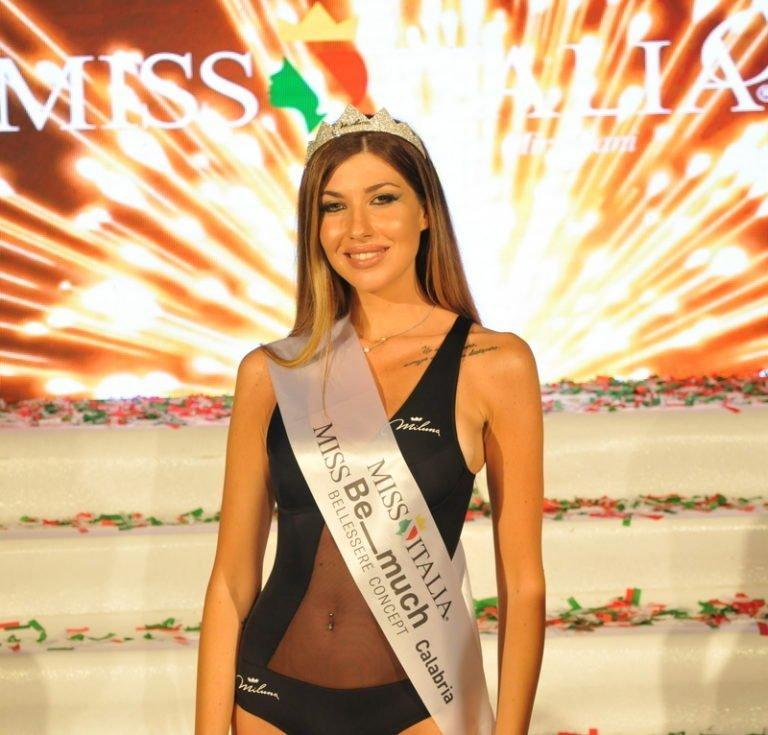 Miss Italia Calabria: a Rocca Imperiale vince la castrovillarese Elisabetta De Gaio
