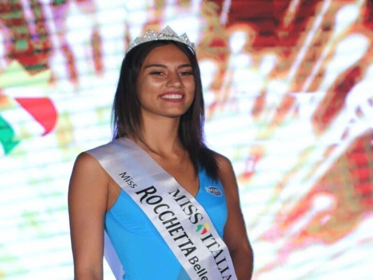Giulia Francica è la nuova Miss Rocchetta Bellezza Calabria