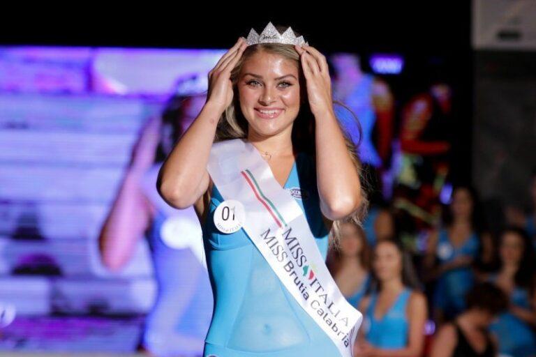 Josephine Spatula è la vincitrice della quarta selezione regionale di Miss Italia Calabria