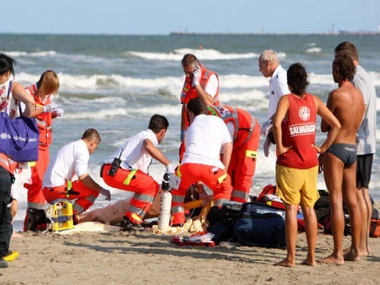 Anziana muore nelle acque di Diamante, due le vittime del mare oggi in Calabria
