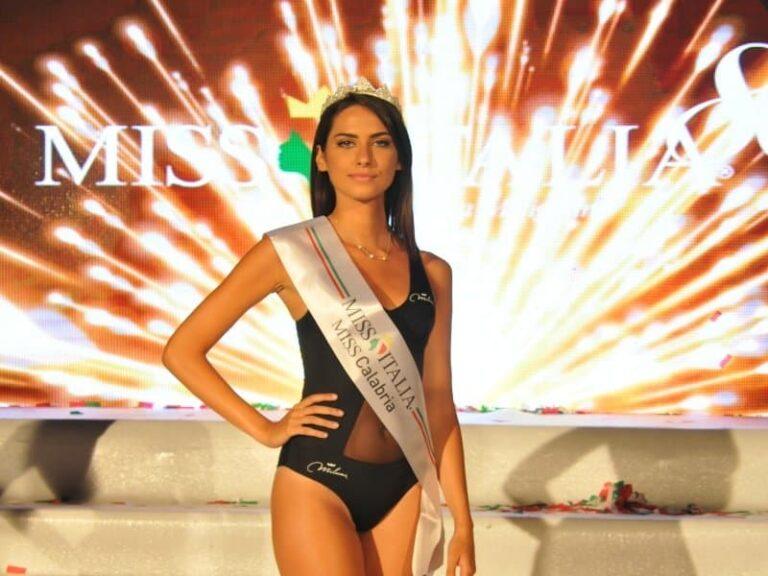 Annalisa Alfieri è Miss Calabria 2019. La cosentina parteciperà alla finale nazionale