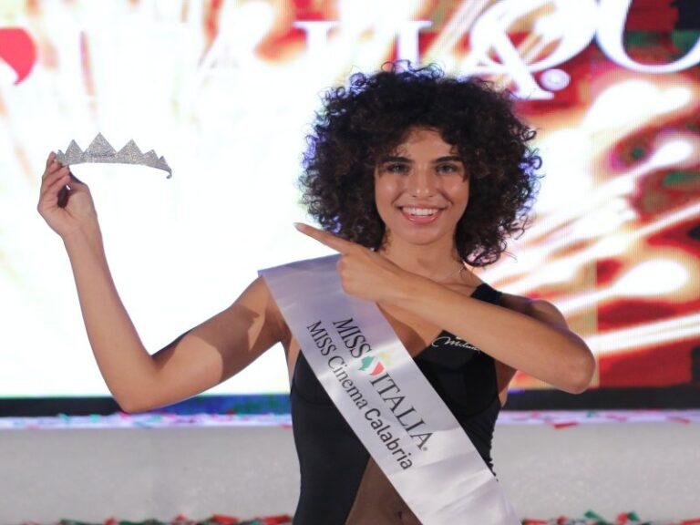 Miss Cinema Calabria è la reggina Vanessa Marrara
