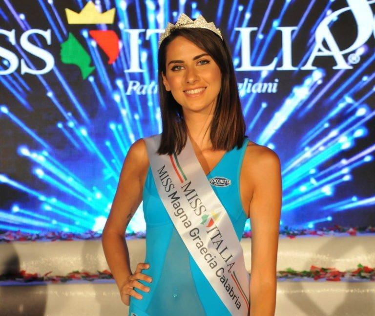 Miss Italia Calabria: Annalisa Alfieri è la nuova Miss Magna Graecia