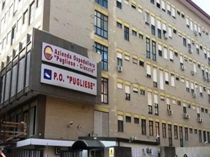 covid reparto pediatria ospedale pugliese ciaccio cz