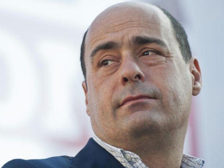 Regionali, Zingaretti torna in Calabria: tappe a Lamezia e Cosenza