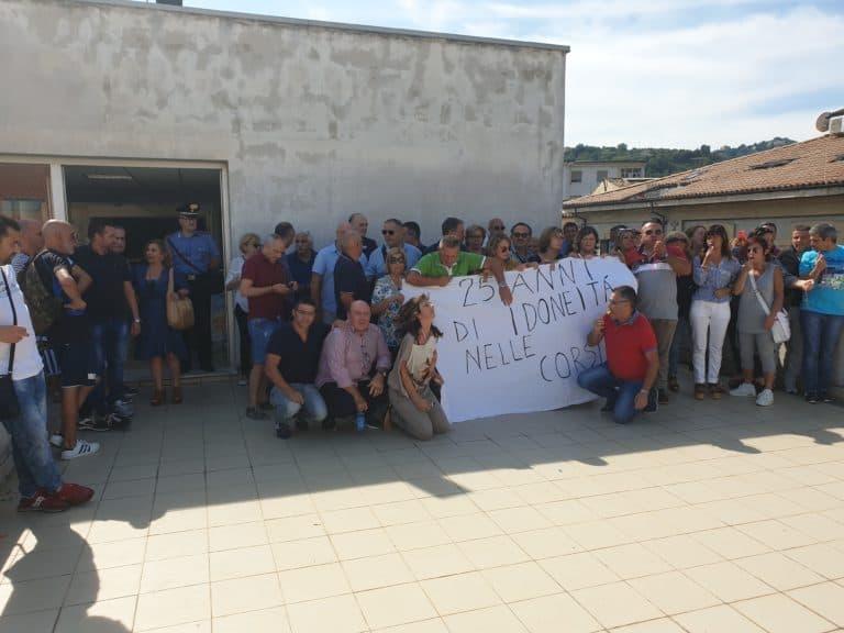La disperazione degli Operatori Socio Sanitari di Cosenza (video)