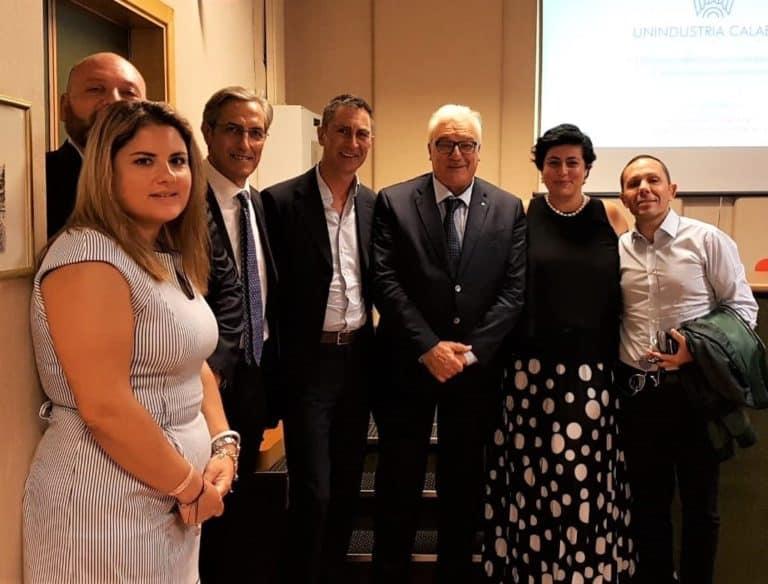 Unindustria Calabria: Demetrio Crucitti insedia la Sezione Cartaria, Editoria e Comunicazione. Maduli eletto vicepresidente