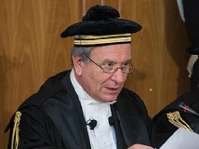Rapporto imprenditori-istituzioni, a Cosenza lectio magistralis del presidente della Corte dei Conti