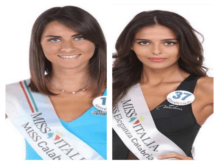 Miss Italia 2019, due le calabresi in concorso