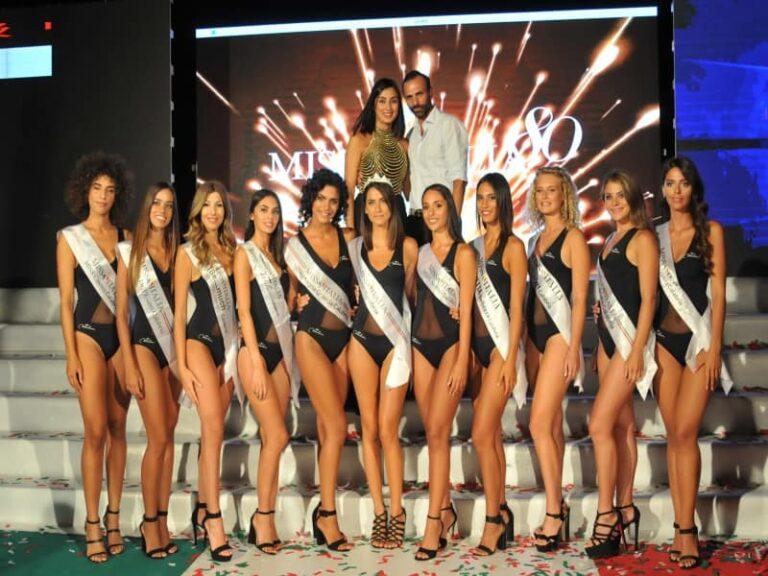 Miss Italia, il successo delle calabresi