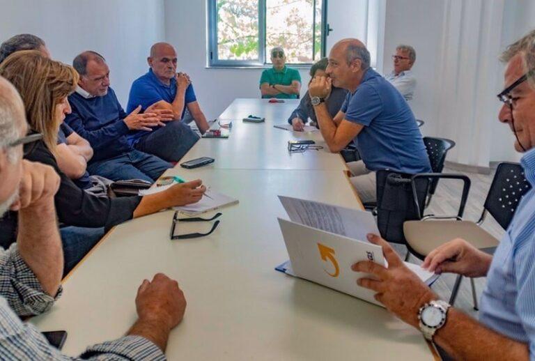 Alla sede COM di Rende incontro tra Protezione Civile e l'Istituto Nazionale di Geofisica e Vulcanologia