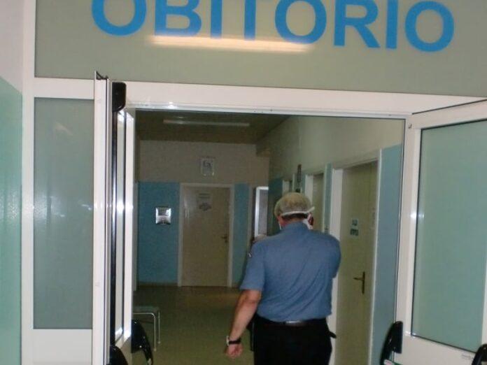 morte sospetta ospedale Locri