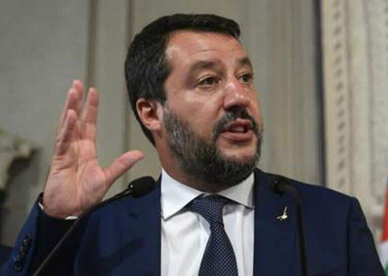 """Visita di Matteo Salvini a Cosenza,  molti """"se"""" e tanti """"ma"""". Il parere di Italia In Comune"""