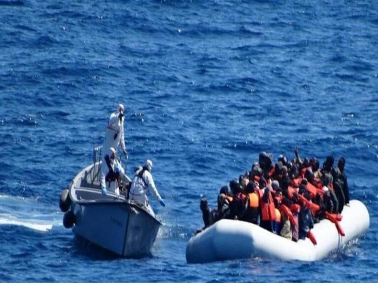 Ennesimo sbarco di migranti in Calabria