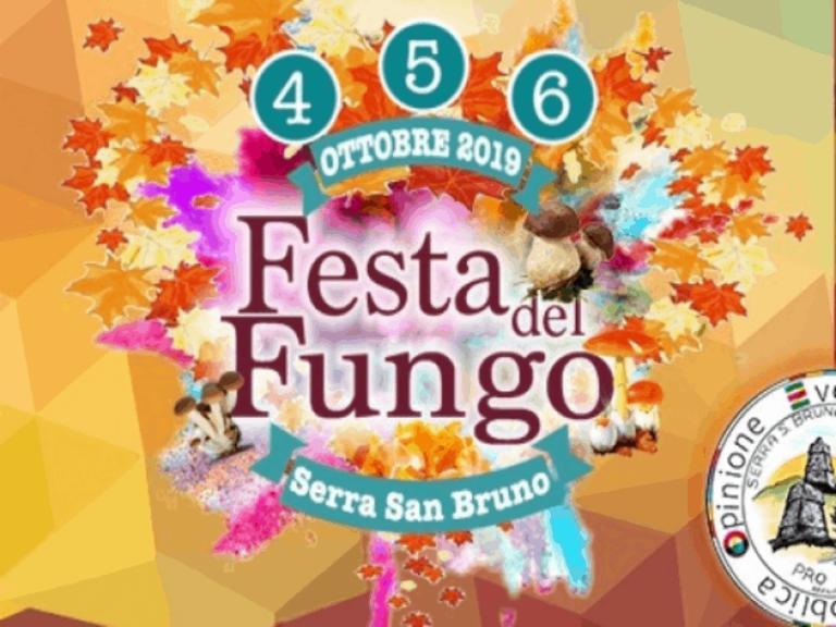 Ghiotti di funghi, a Serra San Bruno tre giorni dedicati allo squisito micete