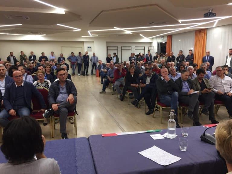Bevacqua: Grato alla Pinotti per aver riconosciuto in Zonadem il campo della buona politica
