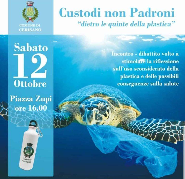 A Cerisano sabato si promuove la giornata plastic free