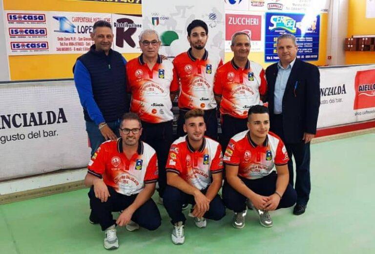 RAFFA, Serie A e A2, primo punto per la Città di Rende, super Catanzarese a Lecce