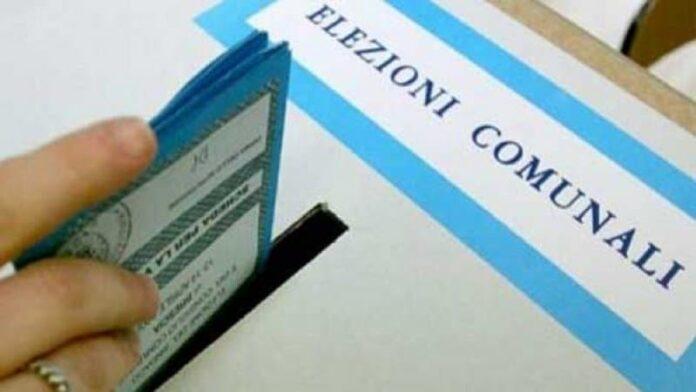 presentazione liste elezioni comunali