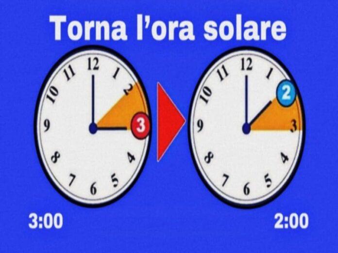 ora solare