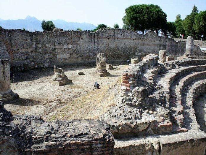 parco archeologico sibari