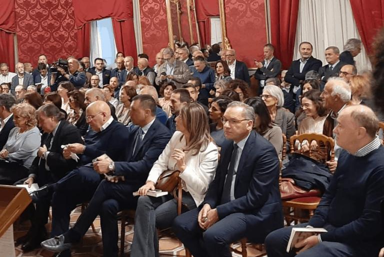 Grande tributo al Presidente Oliverio (video-intervista)