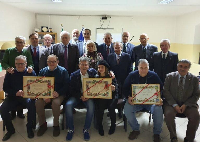 Accademia Italiana della Cucina, tre le eccellenze calabresi