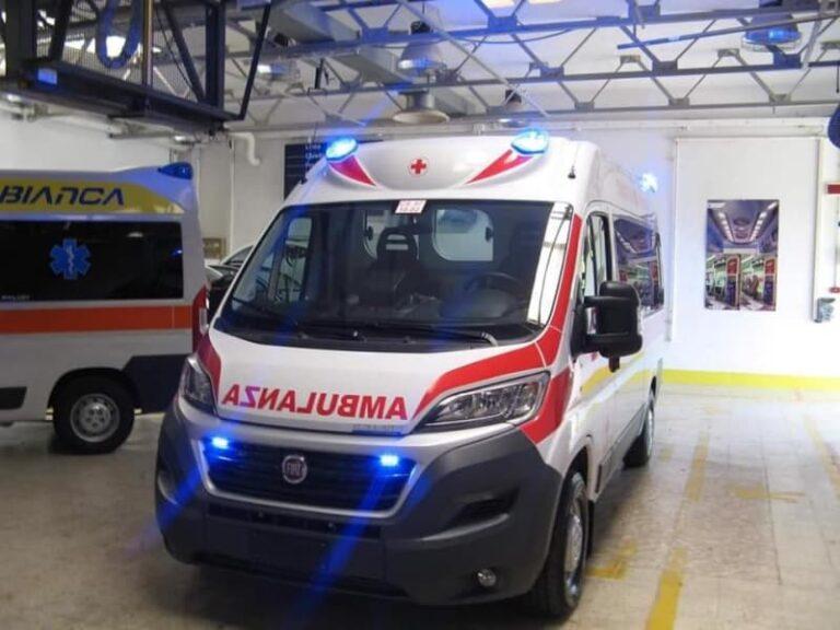 Allarme 118, ambulanze ferme a Cosenza