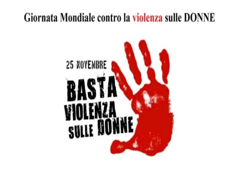 Oggi la giornata mondiale contro la violenza sulle donne