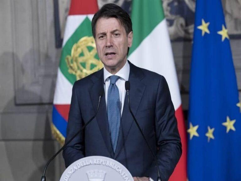 """Governo, Conte riparte dal Sud: """"123 Miliardi di euro per scuole, infrastrutture e lavoro"""""""