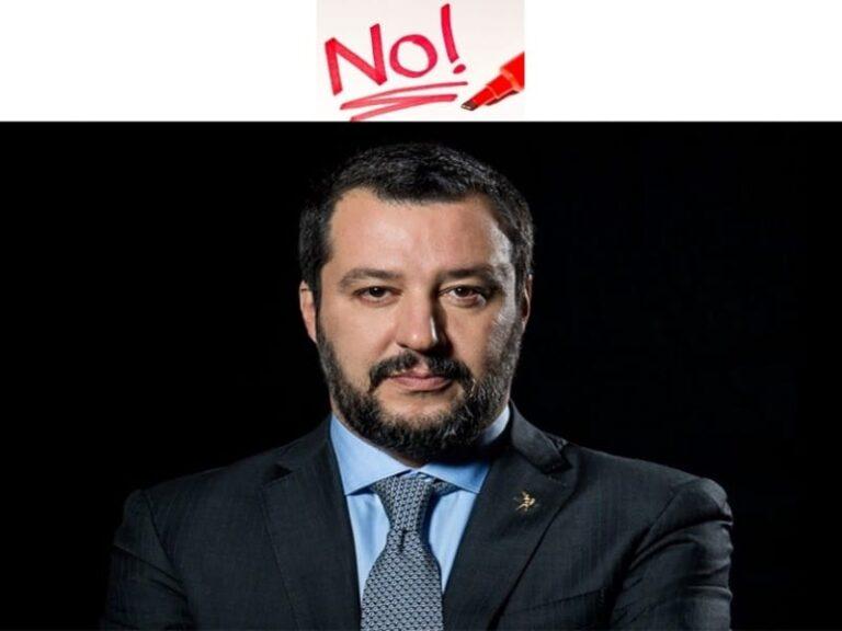 """Il Movimento dei Sudisti Italiani: """"No Salvini al Sud!"""""""