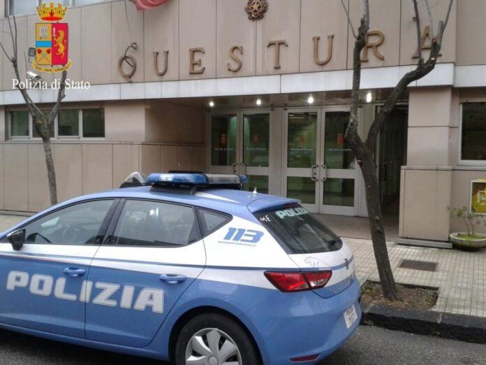 nuovo Capo della Squadra Mobile di Cosenza dr. Angelo PADUANO