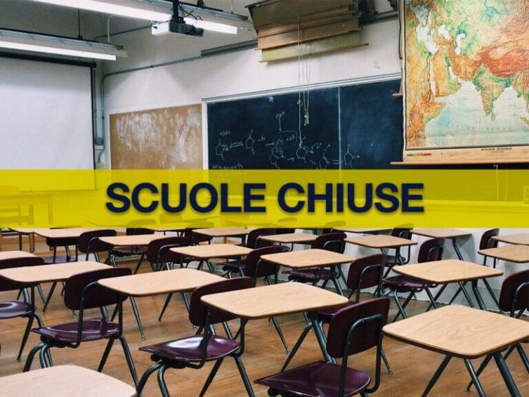 Maltempo in arrivo, scuole chiuse nel catanzarese