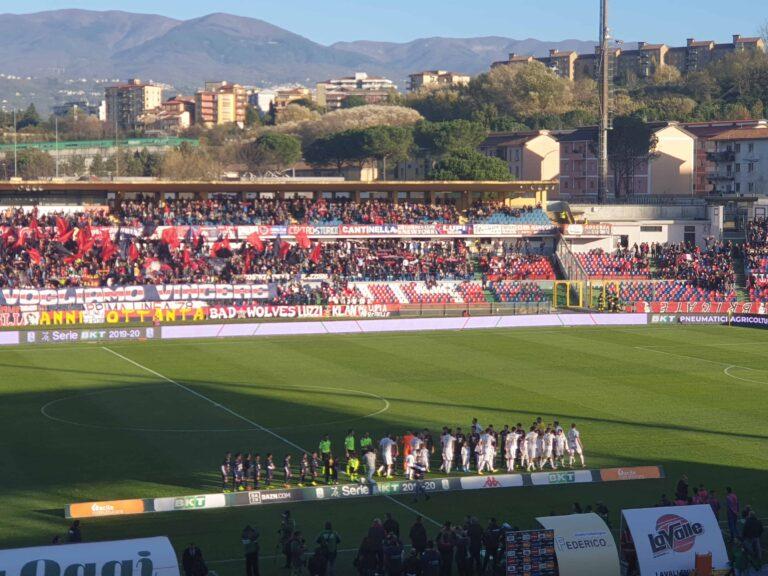 Serie B, il Cosenza perde contro il Pordenone.  Lazaar accorcia, ma non basta
