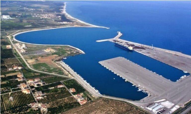 Porto di Corigliano Rossano, buone nuove da Rosa Silvana Abate