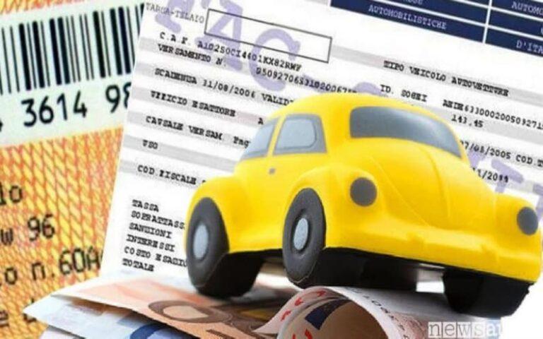 Bollo Auto: dal 2020 tutte le targhe a disposizione del Fisco