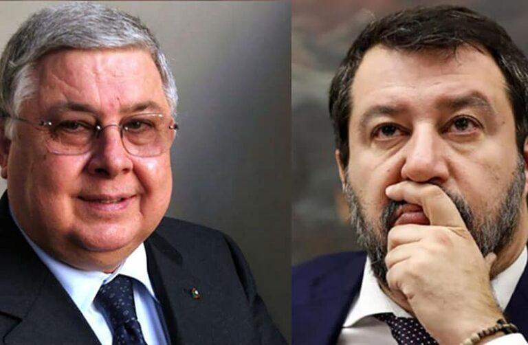 Callipo risponde a Salvini: «La Calabria non è una colonia. E non ha bisogno delle sue sparate»