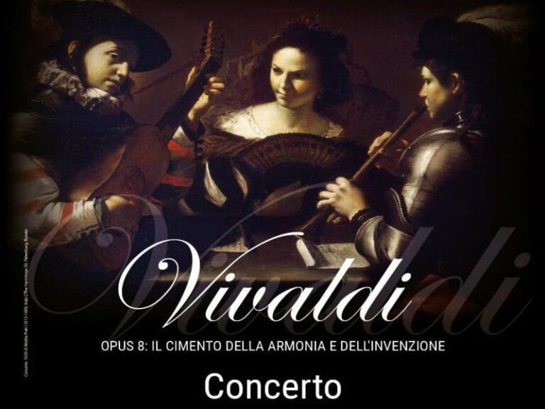 Le musiche di Antonio Vivaldi domani a Catanzaro