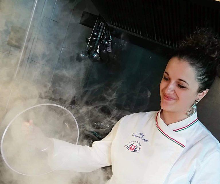 Cuoca calabrese tra iprimi migliori 100 chef italiani