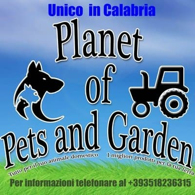 planet of pets and garden