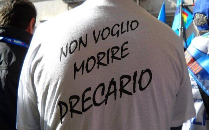 precari Calabria