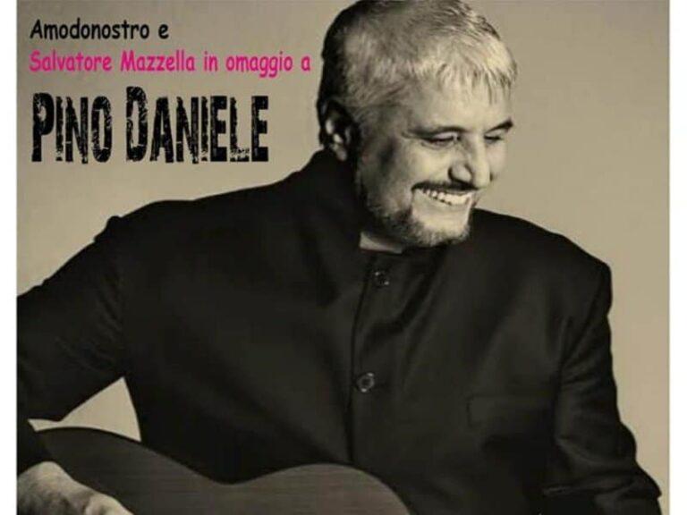 Al teatro Sybaris di Castrovillari il ricordo di Pino Daniele