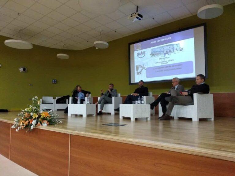 """""""La comunicazione in sanità: La cura della relazione"""", seminario tra giornalisti e infermieri"""