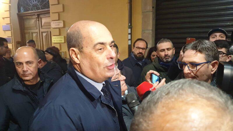 zingaretti-pd-elezioni-regionali-cosenza-calabria